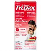 Infant's Tylenol Dye-free Suspension Cherry Flavor