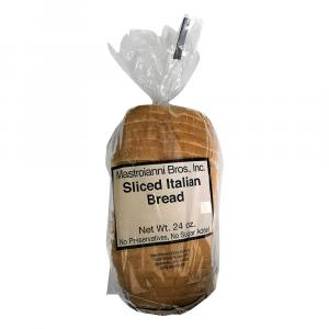 Mastroianni Sliced Italian Bread