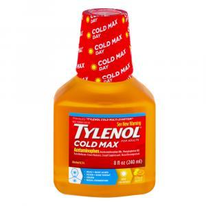Tylenol Cold Citrus Burst Multi Symptom Daytime Liquid