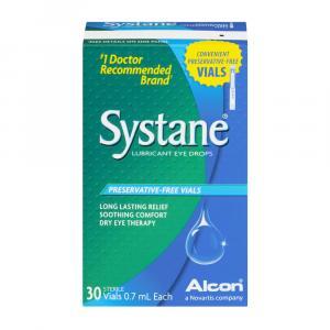 Alcon Tears Systane Lubricant Eye Drops