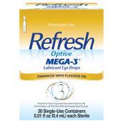 Refresh Optive Mega-3 Eye Drops