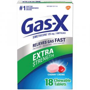 Gas-X Extra Strength Cherry Creme Tablets