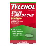 Tylenol Sinus Cold & Pain Daytime