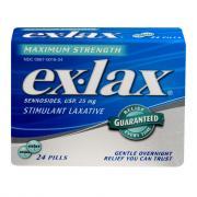 ex-lax Maximum Strength Laxative Pills