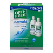 Alcon Opti-Free Pure Moist Disinfecting Solution 2 Pack