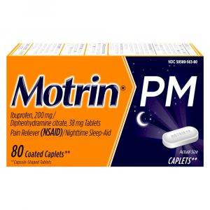 Motrin PM Coated Caplets