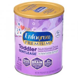 Enfagrow Gentlease Toddler Nutritional Drink Powder