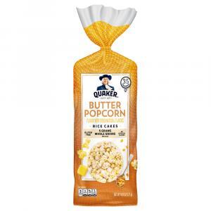 Quaker Butter Corn Cakes