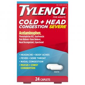Tylenol Cold Head Congestion
