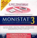 Monistat 3-day Combination Pack