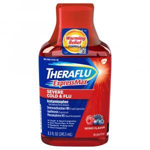 Theraflu Express Max Severe Cold & Flu Syrup
