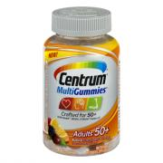 Centrum Multivitamin Gummies Adults 50+