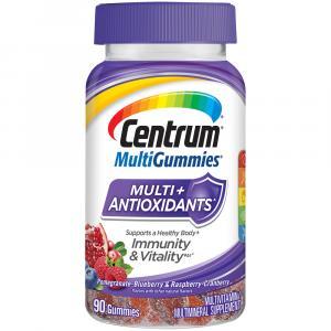 Centrum Multivitamin + Antioxidants Gummies