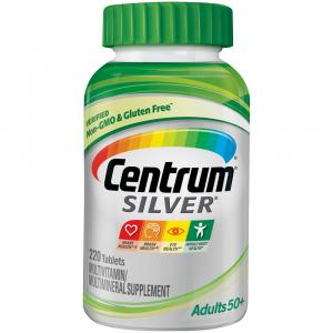 Centrum Silver Adult Multivitamins