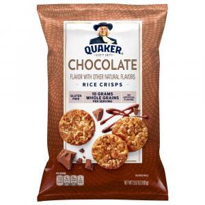 Quaker Mini Rice Cakes Chocolate