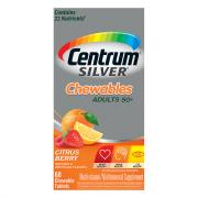 Centrum Silver Chewables Multivitamins