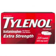 Tylenol Extra Strength Caplets Value Size
