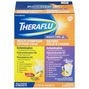Theraflu Day & Night Severe Cold & Cough