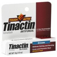 Tinactin Cream Tube