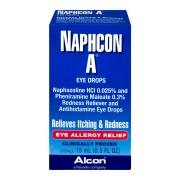 Alcon Naphcon-A Eye Drops