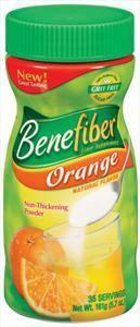 Benefiber Sugar Free Orange Powder