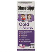 Dimetapp Grape Cold & Allergy Liquid