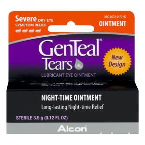 Genteal Nighttime Eye Ointment