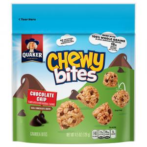Quaker Chewy Bites Chocolate Chip