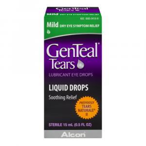 GenTeal Tears Mild Liquid Drops