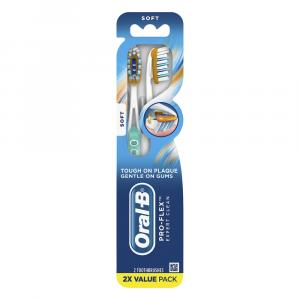 Oral-b Clinical Pro-health Adult Soft Toothbrushes