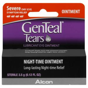GenTeal Tears Night-Time Eye Ointment