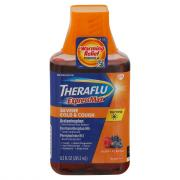 Theraflu ExpressMax Berry Flavor Daytime Severe Cold & Cough