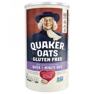 Quaker Quick Minute Oats Gluten Free