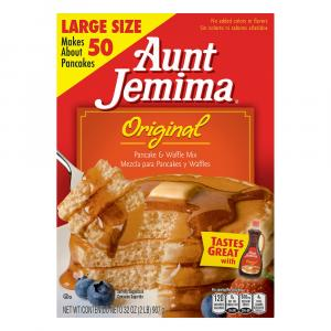 Aunt Jemima Original Pancake Mix