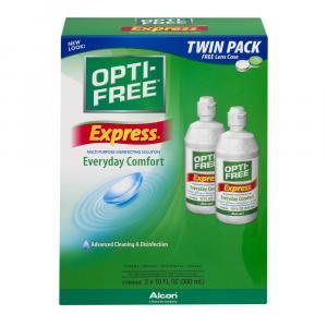 Alcon Opti-Free Express No Rub Formula