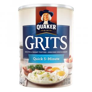 Quaker Quick Grits Tube