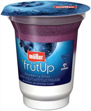 Muller Frutup Blueberry Bliss Lowfat Yogurt