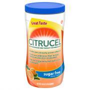 Citrucel Sugar Free Orange Laxative