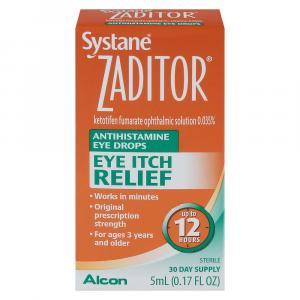 Alcon Zaditor Eye Drops