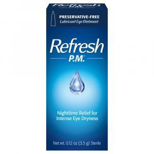 Allergan Refresh P.M. Lubricant Eye Ointment