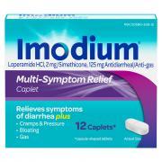 Imodium Multi Symptom Relief Caplets
