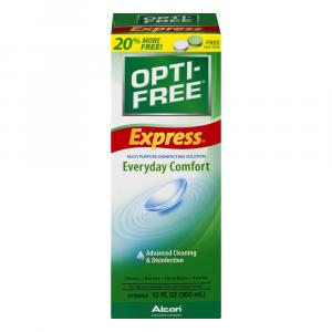 Alcon Opti-Free Express Solution