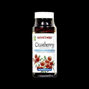 Nature's Herbs Cranberry Whole Fruit Caps