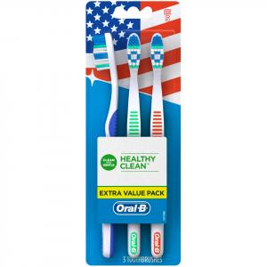 Oral-B Healthy Clean Soft Toothbrushes