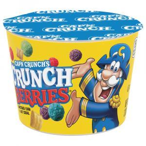Quaker Oats Cap'n Crunch Berries Cereal