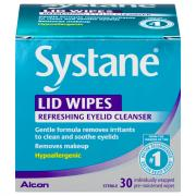 Systane Eyelid Cleaning Wipes