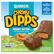 Quaker Chewy Peanut Butter Dipps