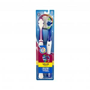 Oral-B Complete 5 Way 44 Soft Toothbrushes