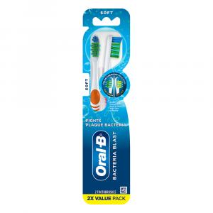 Oral-B Complete Multi Level Soft Toothbrushes
