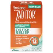 Alcon Zaditor Antihistamine Eye Drops